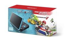 Máy chơi game Nintendo New 2DS XL Black + Turquoise