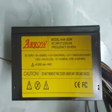 Nguồn Máy Tính Arrow 650W