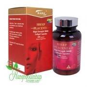 Nhau thai cuu Naro High Strength One aday Placenta 38000mg 100 vien