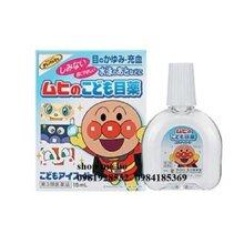 Nước nhỏ mắt Muhi Nhật Bản cho trẻ em 15ml (Cho bé từ 3 tháng trở lên)