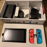 Nintendo Switch V1 Hack kèm thẻ 128GB Likenew 99%