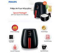 Noi chien khong dau Philips HD9238 ,Hang chinh hang
