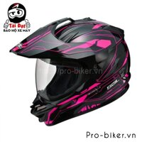 Nón bảo hiểm chạy motocross dual-sport full face SOL