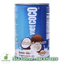 Nước cốt dừa Vietcoco 400ml