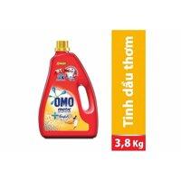 Nước giặt OMO Matic Comfort tinh dầu thơm 3.8kg