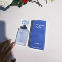 Nước hoa D&G Light Blue 25ml