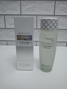 Nước hoa hồng Collagen 3W Clinic