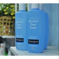 Nước hoa hồng Neutrogena Alcohol Free Toner
