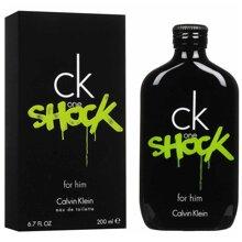 Nước hoa nam CK One Shock - 200ml