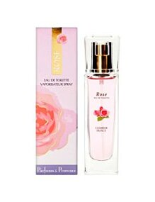 Nước Hoa Nữ Charrier Parfums Rose Natural Spray EDT 30ml