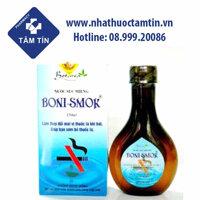Nước súc miệng Boni-Smok 150ml