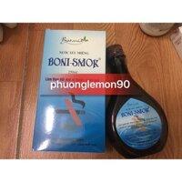 Nước súc miệng Boni-smok 150ml.-250ml