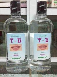 Nước súc miệng TB - Traphaco