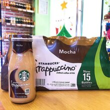 Cà phê Starbucks Frappuccino pha sẵn