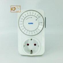 Ổ cắm hẹn giờ dạng cơ KAWA TG15