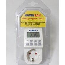 Ổ cắm hẹn giờ kỹ thuật số Kawa TGE2B
