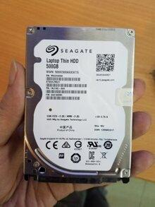 Ổ cứng HDD Seagate 500GB/ 7200rpm/ Cache 16MB/ Sata 3