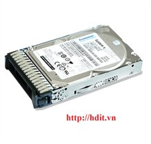 "Ổ cứng Lenovo ThinkSystem 2.5"" 600GB 15K SAS 12Gb Hot Swap 512n - 7XB7A00022"