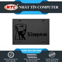 Ổ cứng SSD Kingston A400 SATA 3 120GB SA400S37/120G (Xám đen)