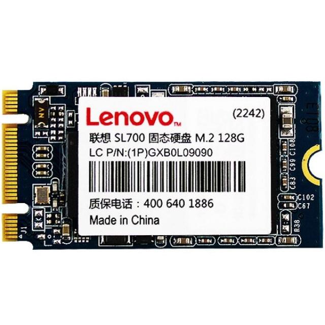Ổ cứng SSD M2-SATA 128GB Lenovo SL700 2242