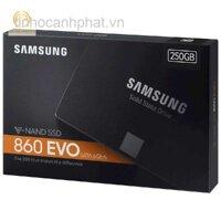 O cung SSD Samsung 860 Evo 250GB M.2 2280 SATA 3 - MZ-N6E250BW