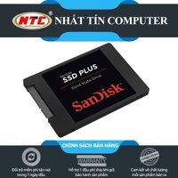 Ổ cứng SSD Sandisk Plus 240GB (Đen)