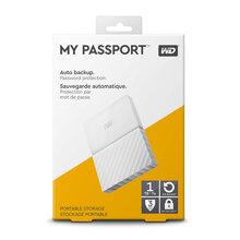 Ổ cứng di động WD My Passport 2016 1TB WDBYNN0010BWT Trắng