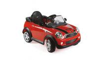 Ô tô Mini Cooper S W446EQ-H202 có điều khiển màu đỏ                     (Mã SP:                          S W446EQ-H202)