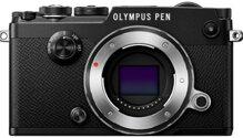 Máy ảnh Mirrorless Olympus PEN-F Body - 20.3MP, Live MOS