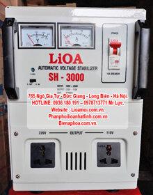 Ổn áp Lioa SH3000 (SH-3000) - 3 KVA