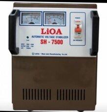 Ổn áp Lioa SH-7500 - 7.5 KVA