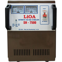 ON AP LIOA SH-7500 7500VA CHINH HANG - MOI 100%