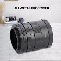 Ống Kính Macro Ống Nối Dài Adapter Ring cho Máy Ảnh Fujifilm Máy Ảnh Không Gương Lật