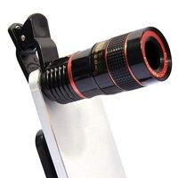 Ống kính Tele zoom 8x cho điện thoại máy tính bảng- Ống kính lắp cho điện thoại ipad