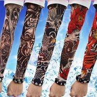 Ống Tay Áo Chống Nắng Hình Xăm TattooỐng Tay Chống Nắng