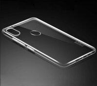 Ốp dẻo cho Xiaomi Mi 6X / Mi A2 (Loại A+ chống ố vàng) (Trong suốt)