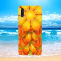 Ốp điện thoại dành cho máy Samsung Galaxy S10 Plus - Cánh hoa rực rỡ sắc màu MS CHRRSM001
