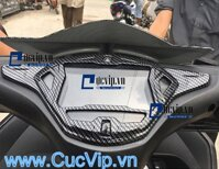 Ốp Đồng Hồ Carbon Cho Xe Yamaha NVX MS1599