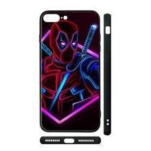 Ốp iPhone Deadpool 01