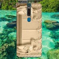 Ốp lưng điện thoại Oppo F11 Pro - hình Điêu Khắc MS DKHAC027