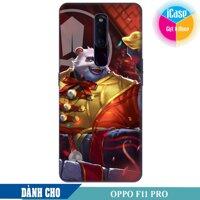 Ốp lưng nhựa dẻo dành cho Oppo F11 Pro in hình Zuka Đại Phú Ông [bonus]