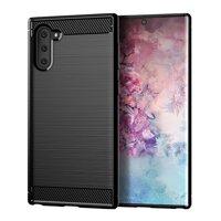 Ốp Lưng Sợi Carbon Dành Cho Samsung Galaxy Samsung Galaxy A50 A51 A71 A10e A10S A20s A30 A40 A70 A80 A90 S20 S9 S8 s10 5G Note 10 Plus Ốp Lưng Silicone