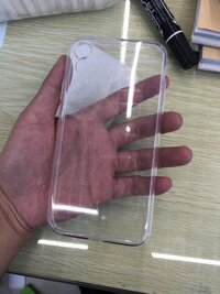 Ốp lưng trong suốt cho điện thoại Xiaomi Mi 6X-A2