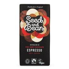 Thanh Socola Dark Chocolate with Coffee 58% - 100g