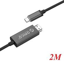 Cáp chuyển đổi TypeC sang HDMI Orico XC-201S