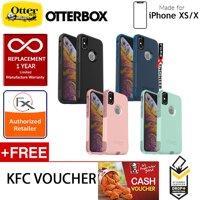 OtterBox Commuter Series Cho iPhone XS/X
