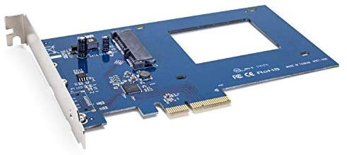 "OWC Accelsior S PCIe Adapter for 2.5"" SATA III SSD Drives"