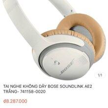 Tai nghe Bluetooth Bose Soundlink AE2
