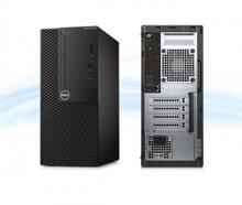 Máy tính để bàn Dell Optiplex 5060MT 70186851 - Intel Core i5-8500, 4GB RAM, HDD 1TB, Intel UHD Graphics