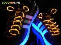 phát sáng dây giày chạy bằng pin nhiều màu phát sáng Thời trang